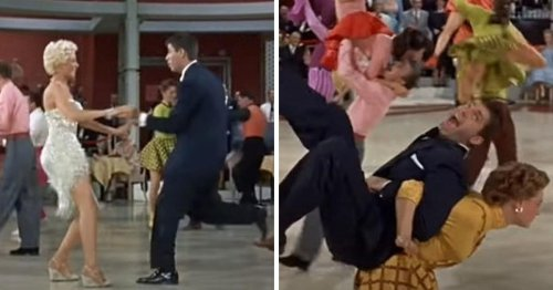 Throwback Video Of Jerry Lewis Doing Jitterbug Continues To Have People Smiling Today