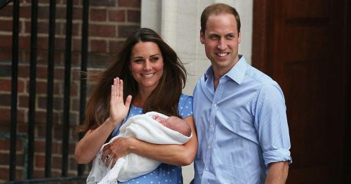 Kate Middleton's Birth Stories Of Her Three Children Prince George, Princess Charlotte and Prince Louis