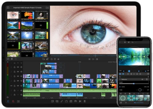 Powerful iPad Video Editor LumaFusion Adds New Features in Update