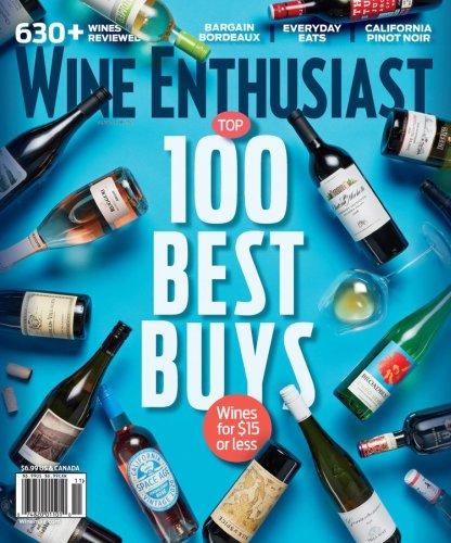 Wine Enthusiast November 2021
