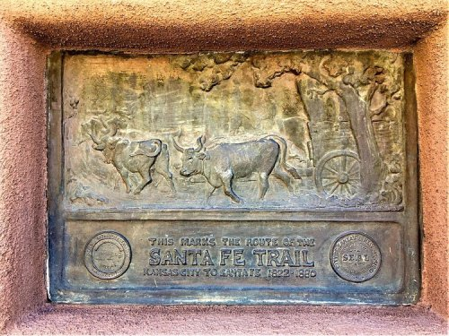 Prairie Towns And Challenges On The Santa Fe National Historic Trail — National Parks Traveler