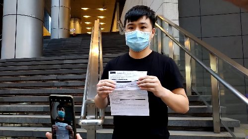 Another Hong Kong activist joins the exodus | Apple Daily