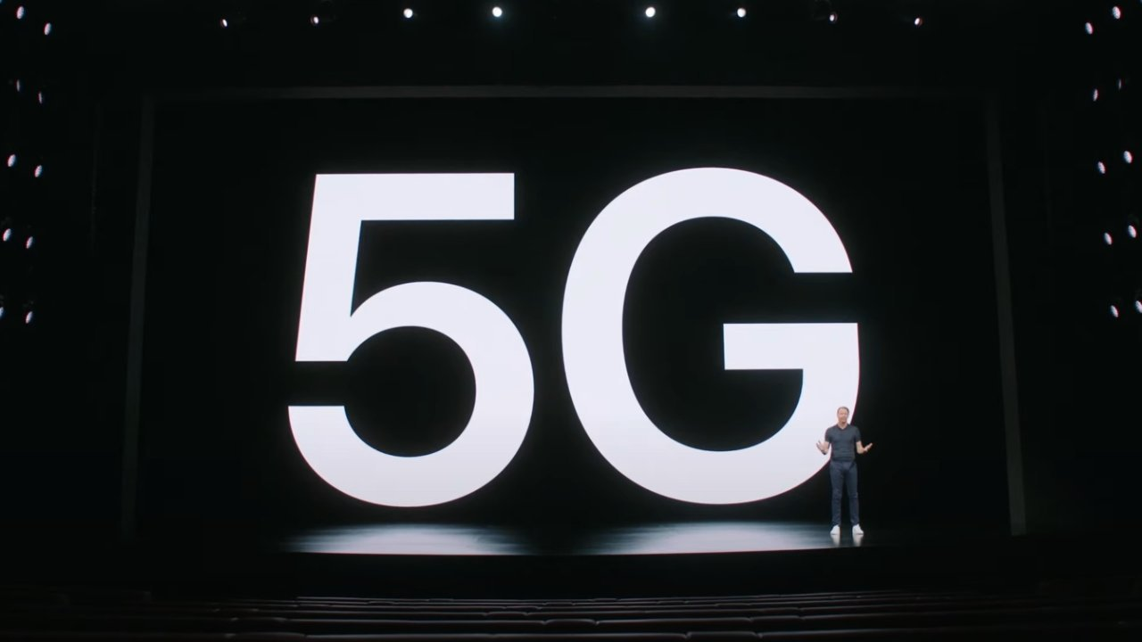 Apple's Cook says 5G rollout still in 'early innings'   AppleInsider