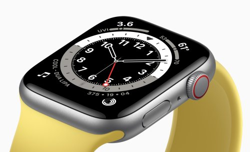 Apple Watch Series 7 to Have Faster Chip, Thinner Screen Bezels & Updated Ultra Wideband - Appleosophy