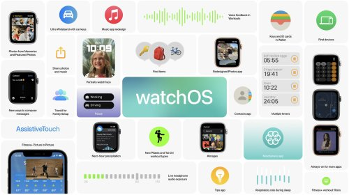 What's New in watchOS 8?