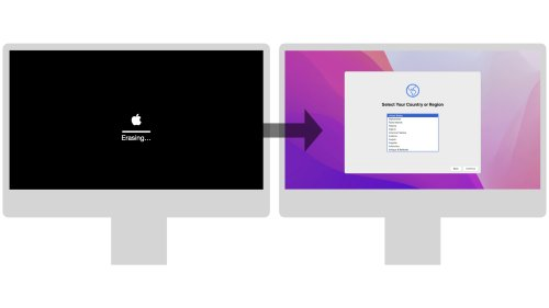 Erasing a Mac Just Got Easier with macOS Monterey