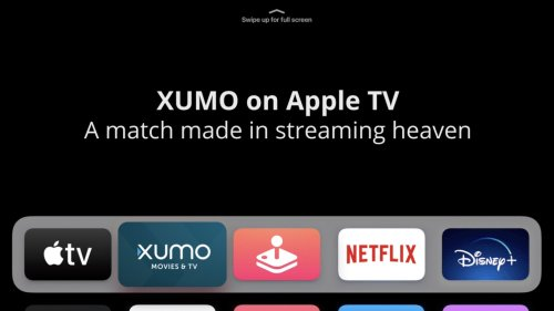 Free XUMO streaming services launches new Apple TV app