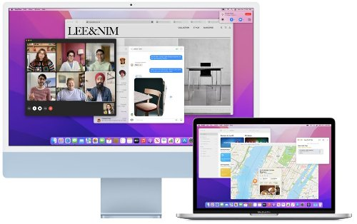 Macs Can Now Act As External Displays with AirPlay to Mac