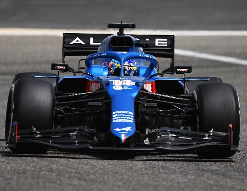 Alpine F1 2021: pilotos, coche y palmarés de la escudería