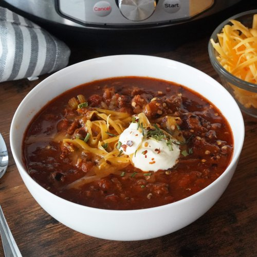Easy Sunday Meals in the Instant Pot