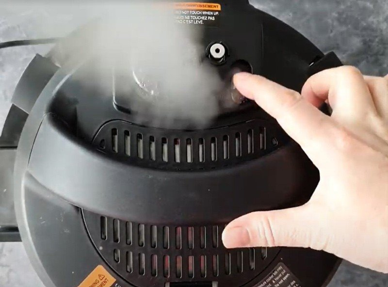 Natural Release vs Quick Release on the Instant Pot