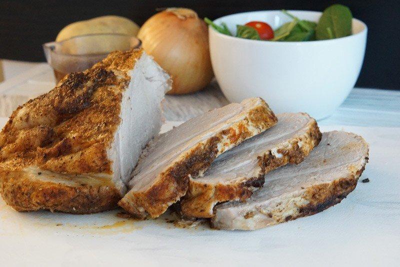 Easy Instant Pot Pork Roast