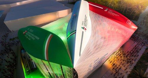 Italy joins Expo 2020 Dubai with nautical design
