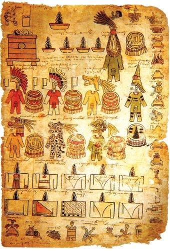 Aztec Itemized Returns - Archaeology Magazine