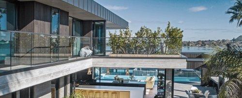 Farm Cove House: island life in the suburbs - Lite House » archipro.co.nz