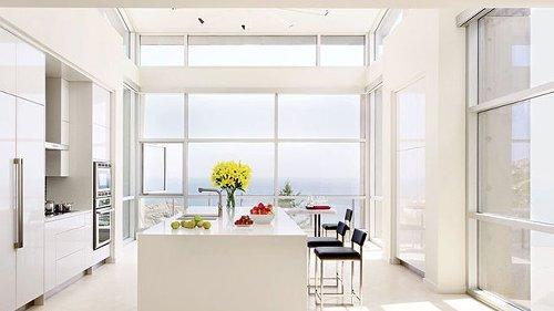 35 Sleek & Inspiring Contemporary Kitchen Design Ideas Photos