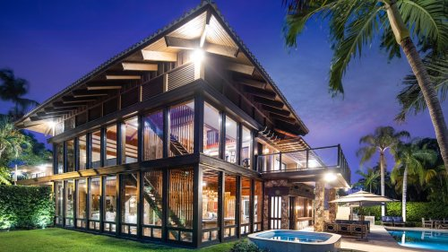 Joe Jonas and Sophie Turner Buy Waterfront Glass House in Miami for $11 Million