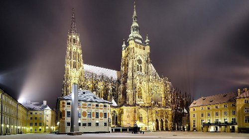 7 of the Best Gothic Buildings in Prague