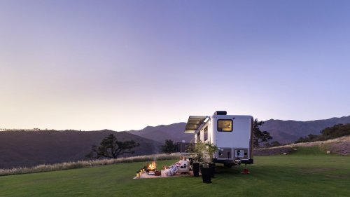See Inside the Most Luxurious Travel Trailer to Date