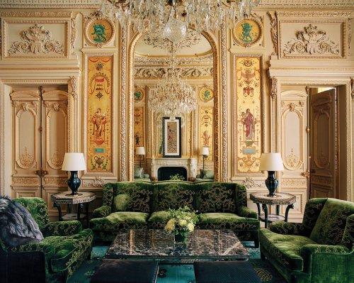 Inside This Mesmerizing Paris Mansion by AD100 Decorator Jacques Grange