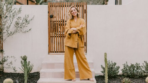 Young Entrepreneur Jaclyn Johnson Opens the Doors of Her Newly Remodeled L.A. Sanctuary