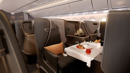 7 High-Design Airplane Cabins for Chic Summer Travels