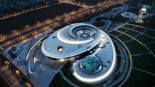 The World's Largest Astronomy Museum Opens Its Doors