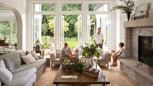 Step Inside the Stunning Vancouver Family Home of One Former NHL Hockey Star