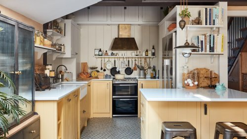 A Dated Victorian Town House in East London Turns into a Designers' Family Den