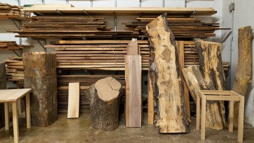 Reclaimed Lumber From New York Landmarks Become Heirloom-Quality Furnishings at Bien Hecho