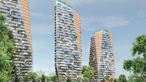 A Multi-Billion Dollar Real Estate Project Is Rising on Native Reserve Land in Vancouver