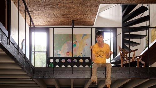 Inside Australian Phenomenon Troye Sivan's Soulful Melbourne Home