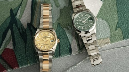 Rolex's New Collection Takes a Trip to the Tropics