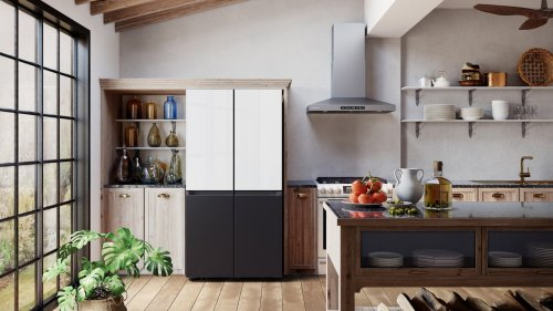 The Best New Kitchen Appliances Coming in 2021: Patterned Ranges, Bespoke Refrigerators, and More