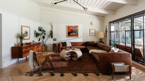 A Bland Ranch House Transformed Into a Southwestern-Inspired Paradise