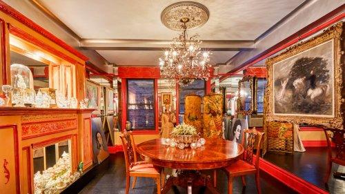 Gloria Vanderbilt's Unique Manhattan Apartment Is Listed for $1.125 Million