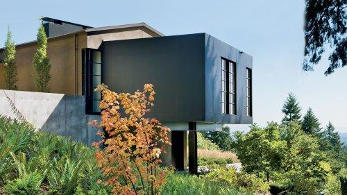 Tom Kundig Designs a Serene Oregon Home