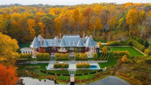 7 Lavish Residences on the Market With Hidden Bond-Style Rooms