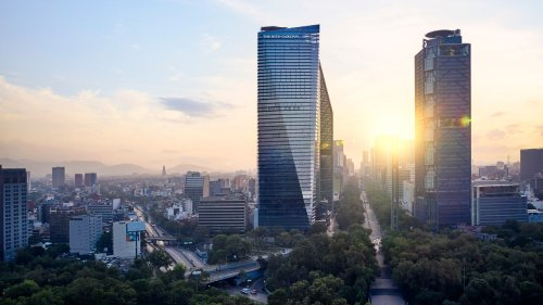 Mexico City's Hottest Hotels