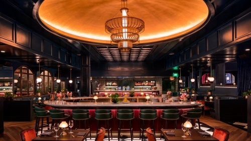 Inside Justin Timberlake's Multifaceted Jewel of a Nashville Bar and Restaurant