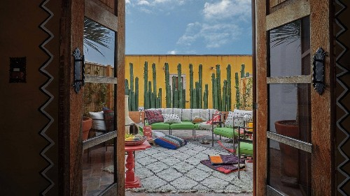 A 17th-Century Home Becomes a Charming Boutique Hotel in San Miguel de Allende