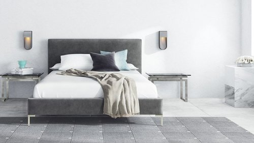 I Tried It: This Saatva Bed Frame Is Built to Last a Lifetime