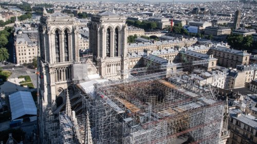 Two Years Later, Here's the Latest With Notre-Dame's Restoration