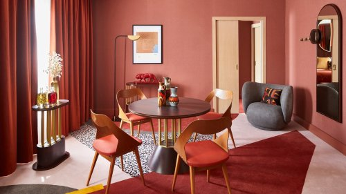 We're So Ready to Escape to This New Hotel in Paris