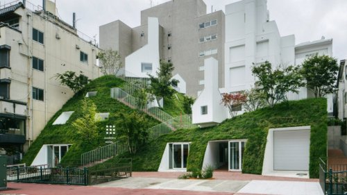 Japan: This hotel revamped by Sou Fujimoto is like an urban forest retreat