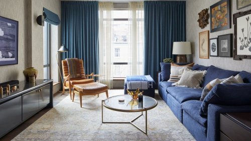 Jesse Tyler Ferguson and Justin Mikita's New York home home is the perfect sanctuary for their child
