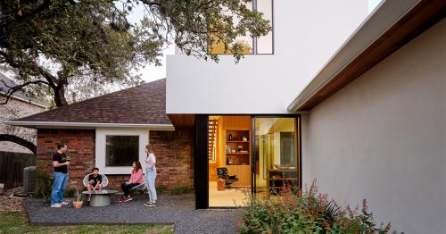 Ames House // Matt Fajkus Architecture