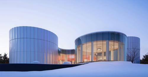 Yantai Experience Centre // More Design Office