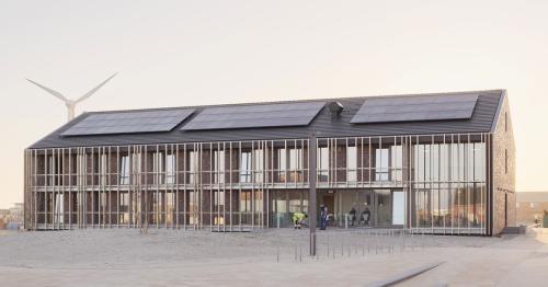 Offshore Borkum // Delugan Meissl Associated Architects