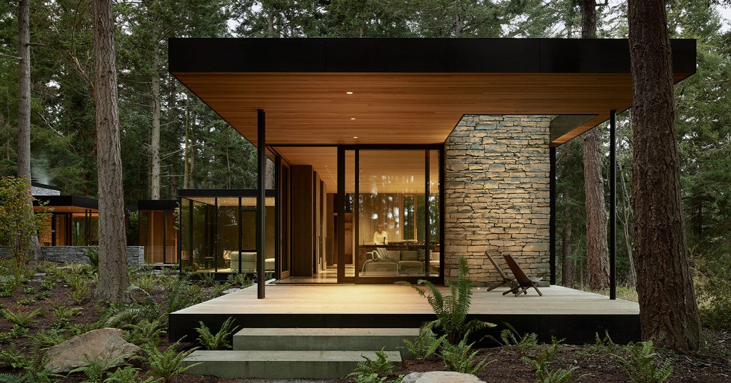 Tiny Homes, Prefab, Modular & Unusual Homes - cover